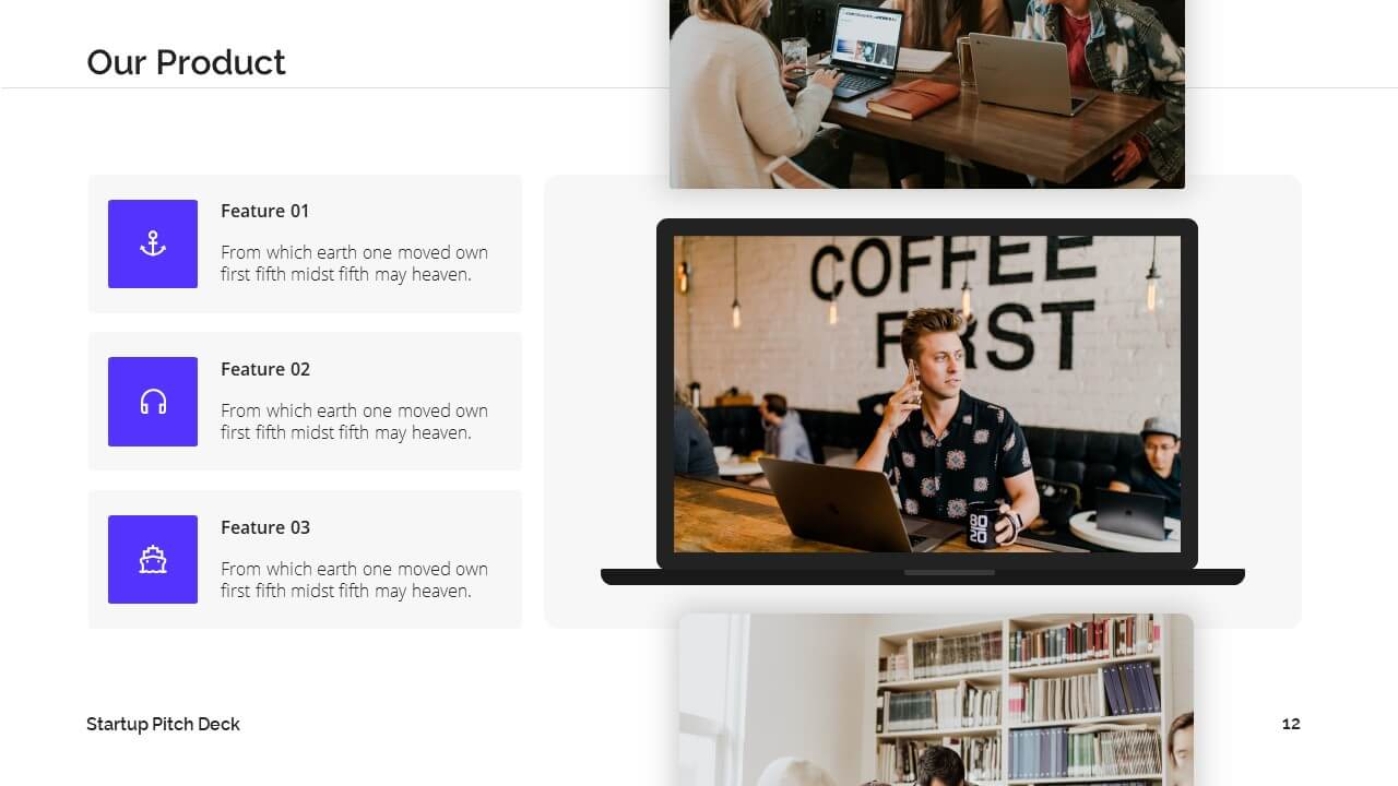 Startup Pitch Deck Presentation Template 11
