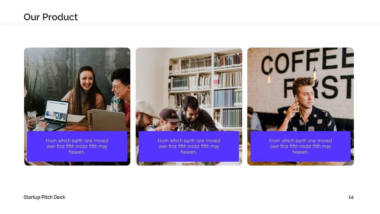 Startup Pitch Deck Presentation Template 13