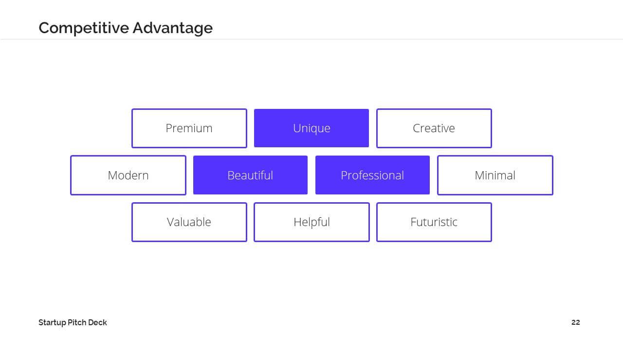 Startup Pitch Deck Presentation Template 21