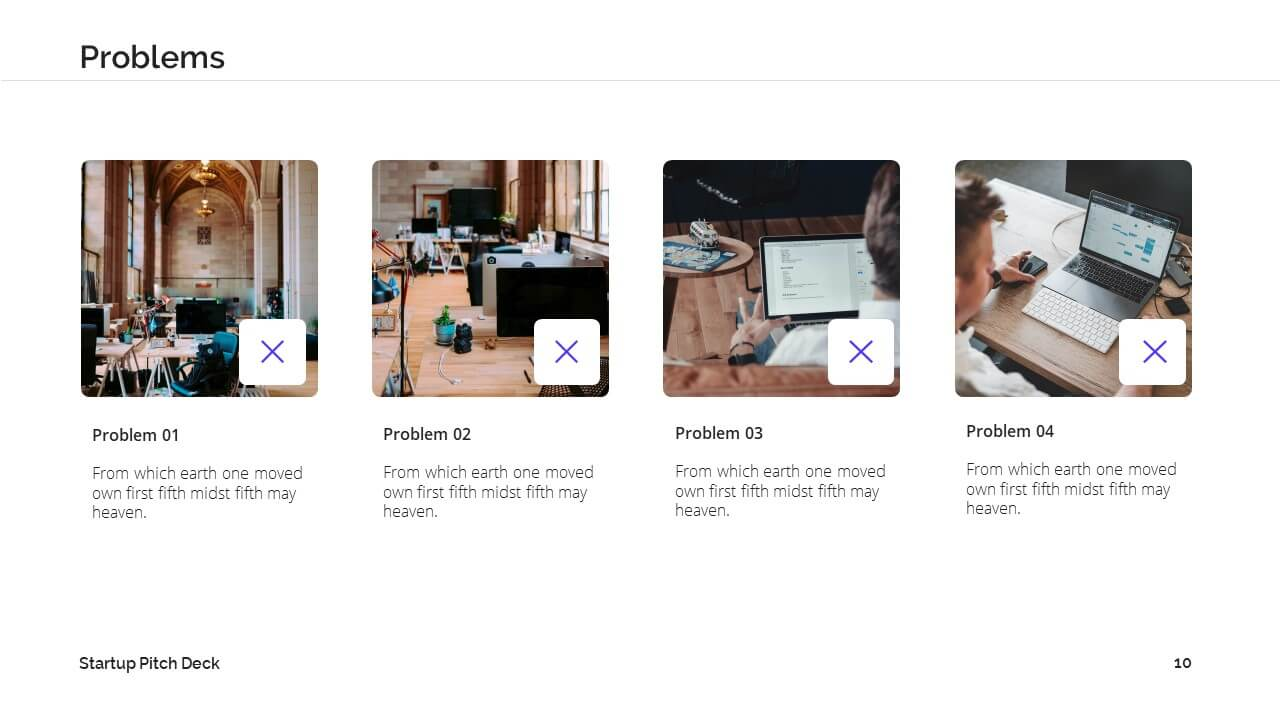 Startup Pitch Deck Presentation Template 9